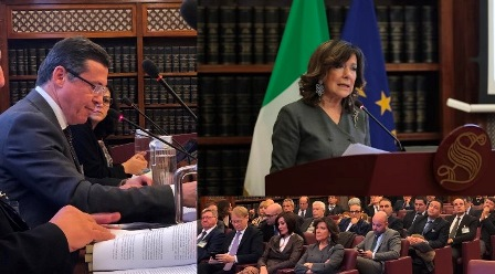 AL SENATO IL PRESENTE DEGLI ITALIANI IN EUROPA