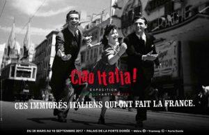 CIAO ITALIA! L'EMIGRAZIONE ITALIANA IN MOSTRA AL CONSOLATO GENERALE A PARIGI