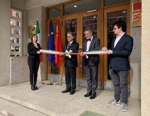 INAUGURATA A PECHINO LA NUOVA SEDE DELLA CAMERA DI COMMERCIO ITALIANA IN CINA