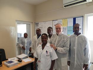 SANT'EGIDIO IN MOZAMBICO: RICCARDI VISITA IL CENTRO DREAM A BEIRA