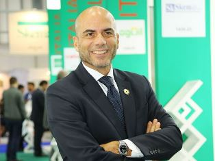 AMEDEO SCARPA (ICE EAU) OSPITE DELL'ITALIAN BUSINESS COUNCIL DUBAI