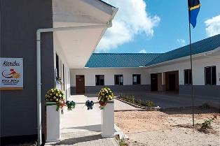 """L'AICS IN TANZANIA: INAUGURATO IL CENTRO """"KILA SIKU"""" PER BAMBINI CON DISABILITÀ"""