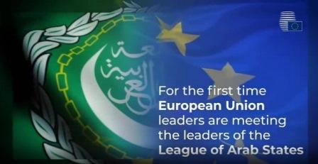 IN EGITTO 1° VERTICE UE - LEGA DEGLI STATI ARABI