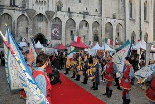 LA BELLA ITALIA IN OTTOBRE AD AVIGNONE