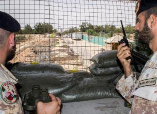 LIBIA: FANTI DELLA MARINA IMPIEGATI NELLA TASK FORCE IPPOCRATE