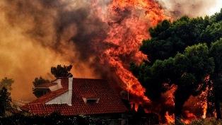 BRUXELLES: PIÙ PREVENZIONE PER RIDURRE IL CRESCENTE RISCHIO - INCENDI