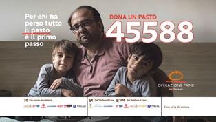 """AL VIA """"OPERAZIONE PANE"""": CIBO E SPERANZA PER ITALIANI E SIRIANI CHI NON HANNO DA MANGIARE"""