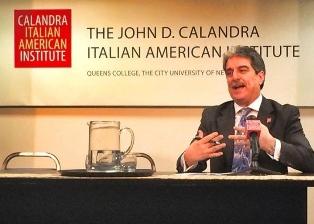 """""""UN BICULTURALISMO NEGATO"""": ANTONY J. TAMBURRI ALLA DANTE DI ROMA"""