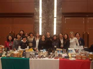 "TOKYO: ITALIA IN PRIMA LINEA PER LA ""CHARITY FAIR IKEBANA INTERNATIONAL"""