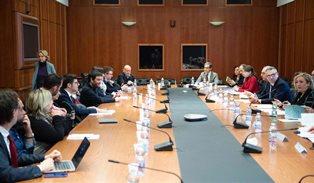 IL VICE MINISTRO DEL RE INCONTRA ALLA FARNESINA LE ONG ITALIANE ATTIVE IN LIBIA