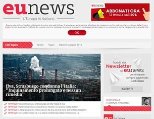 ILVA, STRASBURGO CONDANNA L'ITALIA: INQUINAMENTO PROLUNGATO E NESSUN RIMEDIO – di Emanuele Bonini