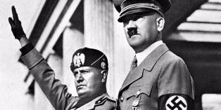 HITLER E MUSSOLINI, UN'AMICIZIA FATALE: MAURIZIA MORINI A LIONE CON L'IIC
