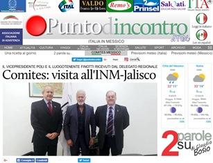 COMITES MESSICO: VISITA ALL'INM-JALISCO – di Massimo Barzizza