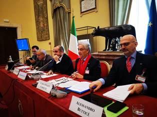 A MONTECITORIO UNA CONFERENZA SUL GIORNALISMO IN ITALIA E IN EUROPA