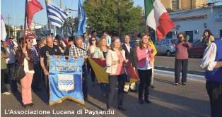 COMINCIATA LA SETTIMANA DEL CINEMA ITALIANO A PAYSANDÚ ORGANIZZATA DALL'ASSOCIAZIONE LUCANA - di Matteo Forciniti
