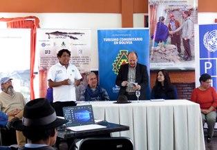 L'AICS IN BOLIVIA: TURISMO COMUNITARIO PER LO SVILUPPO LOCALE CON IL PROGETTO INCAMINO