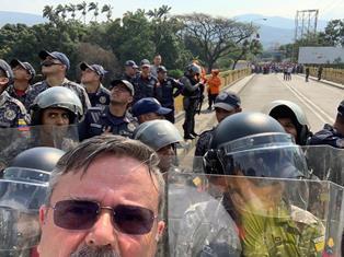 CAPONE (UGL): BLOCCATI ALLA FRONTIERA CON IL VENEZUELA