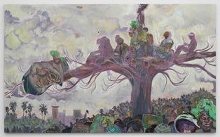 """""""THE PROMISED LAND"""": MICHAEL ARMITAGE ALLA FONDAZIONE SANDRETTO RE REBAUDENGO"""