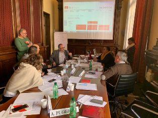 UN REGISTRO STATISTICO SULL'ATTIVITÀ DELLE PMI PALESTINESI: IL PALESTINIAN CENTRAL BUREAU OF STATISTICS A ROMA CON L'AICS