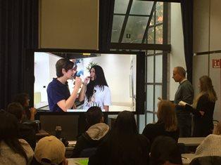 PERUGIA – MIAMI: STUDENTI DI ITALIANO PREMIATI AD EUROCHOCOLATE