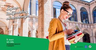 STUDIARE IN ITALIA: A SARAJEVO LA FIERA DELLE UNIVERSITÀ ITALIANE