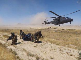 ESERCITAZIONE DI PERSONNEL RECOVERY PER IL CONTINGENTE ITALIANO IN AFGHANISTAN