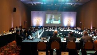 G20: DELEGAZIONE ITALIANA A SALTA PER LA MINISTERIALE SULL'ECONOMIA DIGITALE