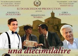 """""""UNA DIECIMILA LIRE"""": IL FILM DI LUCIANO LUMINELLI A OSLO"""