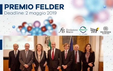 PREMIO FELDER PER I GIOVANI RICERCATORI ITALIANI ALL'ESTERO