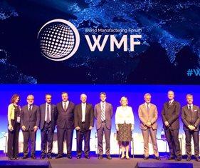 WORLD MANUFACTURING FORUM 2018: I LAVORI A CERNOBBIO/ PRESENTATO IL WMF REPORT SUL MANIFATTURIERO
