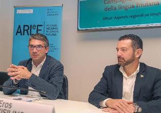 """""""AL DIPENT DI NÔ"""": PARTE DOMANI LA CAMPAGNA DELL'ARLEF PER LA DIFFUSIONE DEL FRIULANO"""