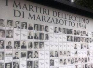 PER LA PRIMA VOLTA ITALIAN E GERMANIA INSIEME A MARZABOTTO: I MINISTRI MOAVERO MILANESI E MAAS ALLE COMMEMORAZIONI DELL'ECCIDIO