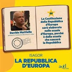 QUALE EUROPA VOGLIAMO? DAVIDE MATTIELLO AL CIRCOLO PD DI BERLINO
