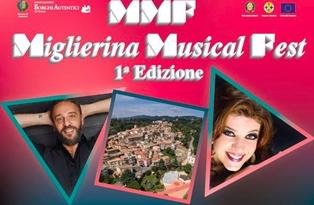 MIGLIERINA MUSICAL FEST: TUTTO PRONTO PER LA PRIMA EDIZIONE DEL FESTIVAL DEL MUSICAL