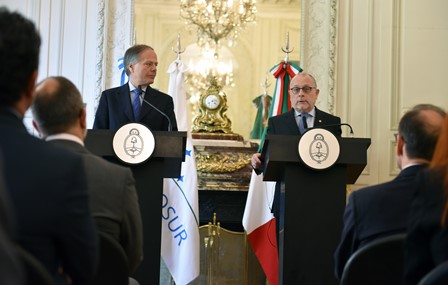 ITALIA – ARGENTINA: MOAVERO A BUENOS AIRES