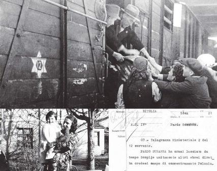 LA DIPLOMAZIA ITALIANA E LA PERSECUZIONE DEGLI EBREI