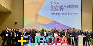 DOMANI A BRUXELLES IL PRIMO INCONTRO DEI +EUROPEISTI ALL