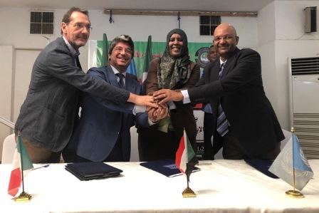 ITALIA E UNESCO PER LA RIABILITAZIONE DEL MUSEO NAZIONALE SUDANESE