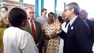 IN REPUBBLICA CENTRAFRICANA SI CONSOLIDA LA COLLABORAZIONE TRA MEDICI CON L'AFRICA CUAMM E UNIONE EUROPEA