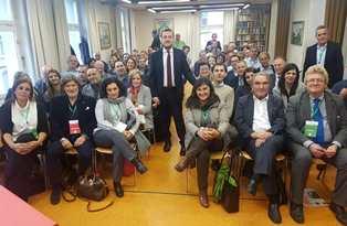 PD SVIZZERA/ GARAVINI (PD): CONGRATULAZIONI ALLA NUOVA SEGRETERIA