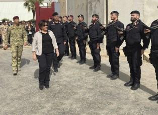 IRAQ: CONCLUSA LA VISITA UFFICIALE DEL MINISTRO ELISABETTA TRENTA