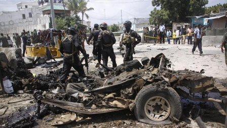 AUTOBOMBA IN SOMALIA: COINVOLTO CONVOGLIO ITALIANO