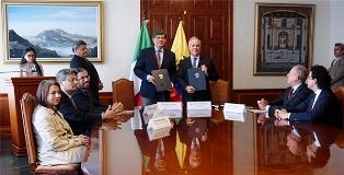 ECUADOR: NUOVI INTERVENTI DI SVILUPPO PER 35 MILIONI GRAZIE ALLA CONVERSIONE DEL DEBITO ITALIA-ECUADOR
