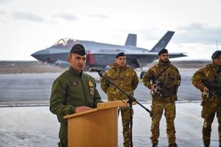 """""""NORTHERN LIGHTNING"""": CONCLUSA LA MISSIONE NATO DI AIR POLICING IN ISLANDA"""