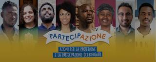 PARTECIPAZIONE 2020: SCELTE LE OTTO ORGANIZZAZIONI DI RIFUGIATI PER IL 3° PROGRAMMA DI INTERSOS E UNHCR