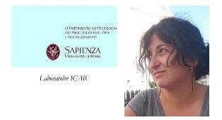 """""""NON ENTRA NIENTE NEL CERVELLO"""": VANESSA PICCOLI (ICAR LIONE) ILLUSTRA LA SUA RICERCA A """"LA SAPIENZA"""" DI ROMA"""