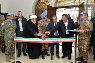 UNIFIL: 60 E PIÙ I PROGETTI CIMIC PER I CASCHI BLU NEL 2018