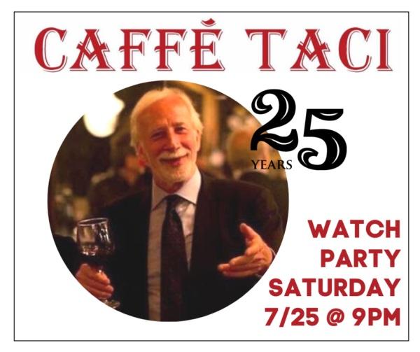 TACI! C'È LA PICCOLA CALLAS… LA MAGIA NEWYORKESE DEL CAFFÉ-OPERA COMPIE 25 ANNI – di Stefano Vaccara