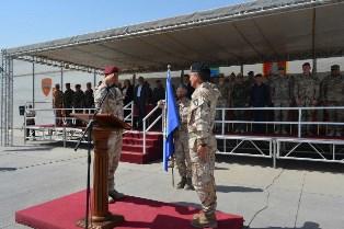 MISSIONE IN IRAQ: AVVICENDAMENTO AL COMANDO DEL CONTINGENTE ITALIANO