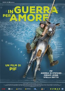 "CINEMA ITALIANO D'ESTATE: A VARSAVIA ""IN GUERRA PER AMORE"" DI PIF"